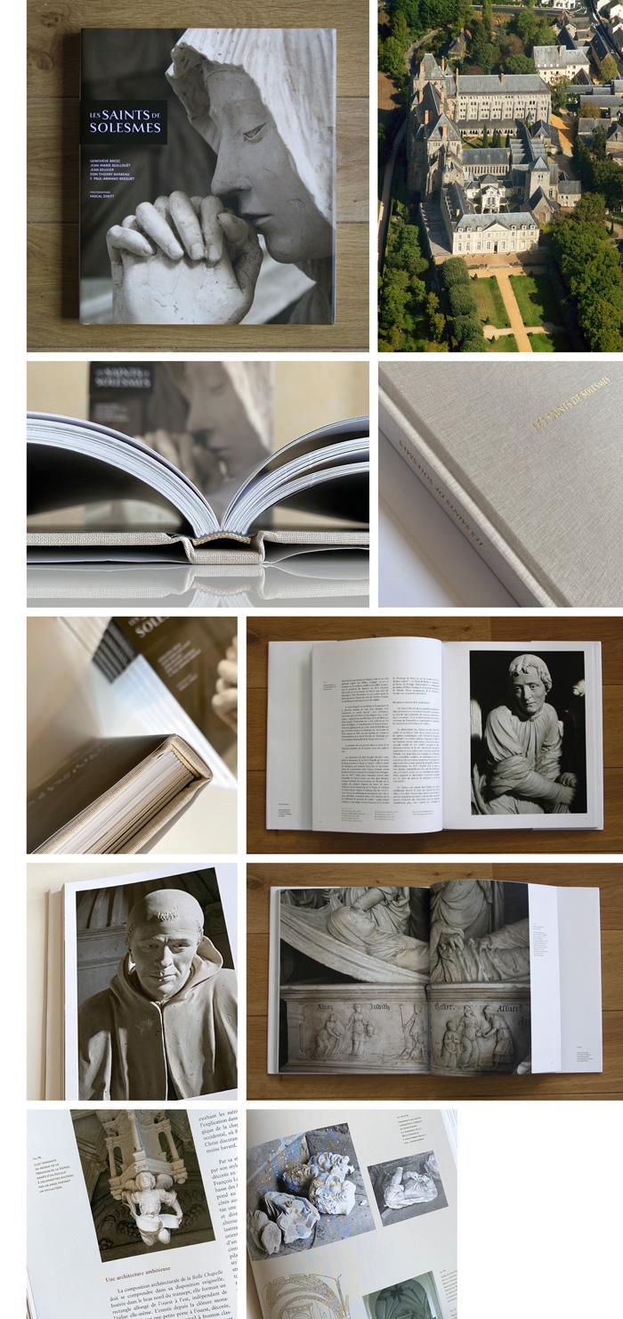 fiche livre saints solesmes