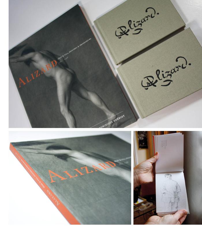 livre Alizard