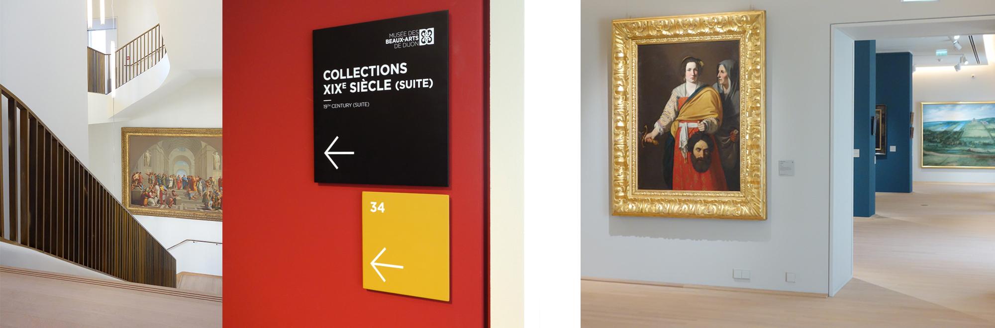 Visio Musée des Beaux-Arts Dijon