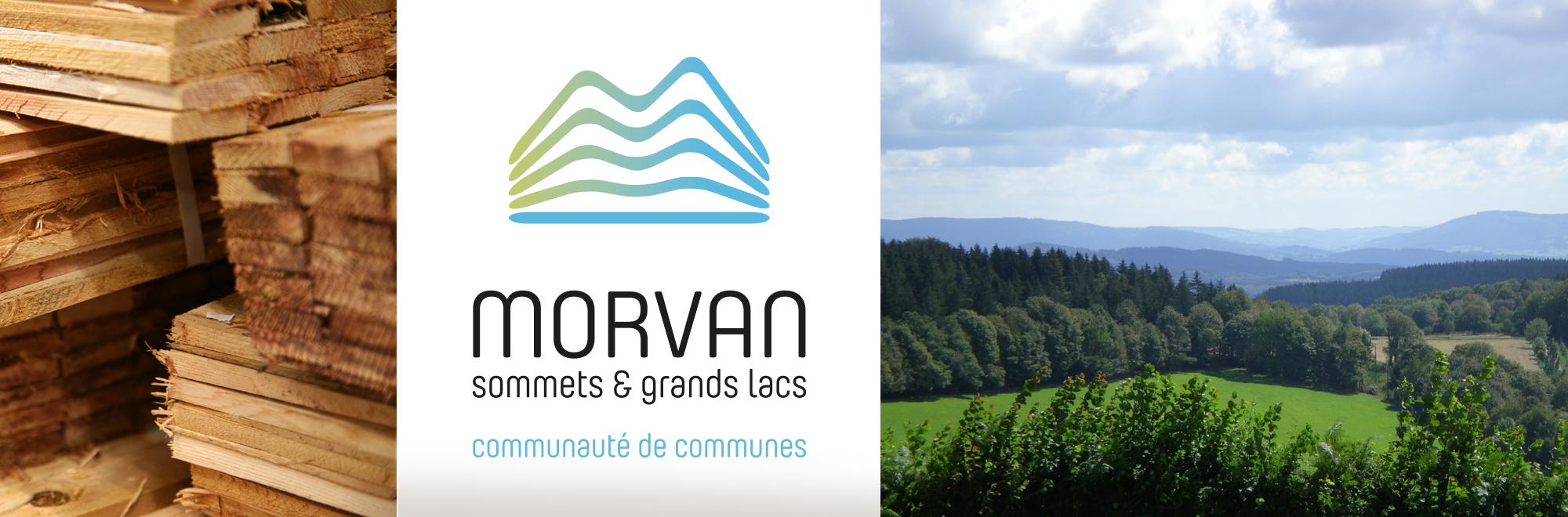 logotype Morvan