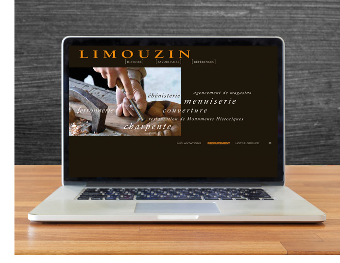 Limouzin site internet