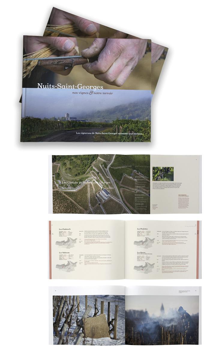 livre Nuits-Saint-Georges