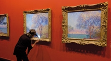 expo Monet vignette