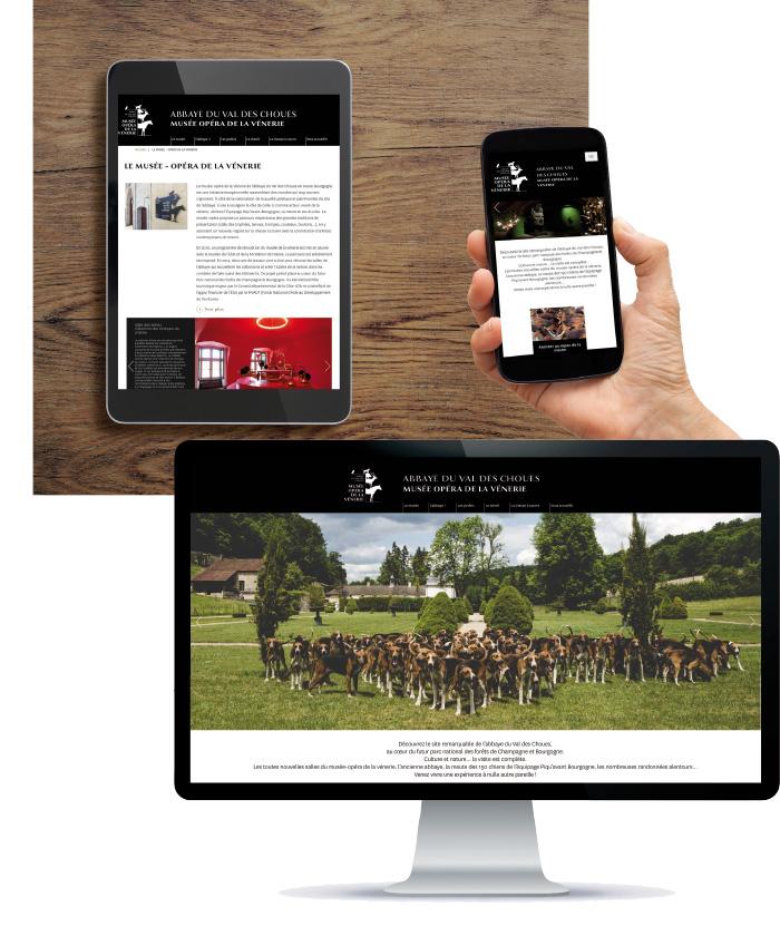site web val des choues